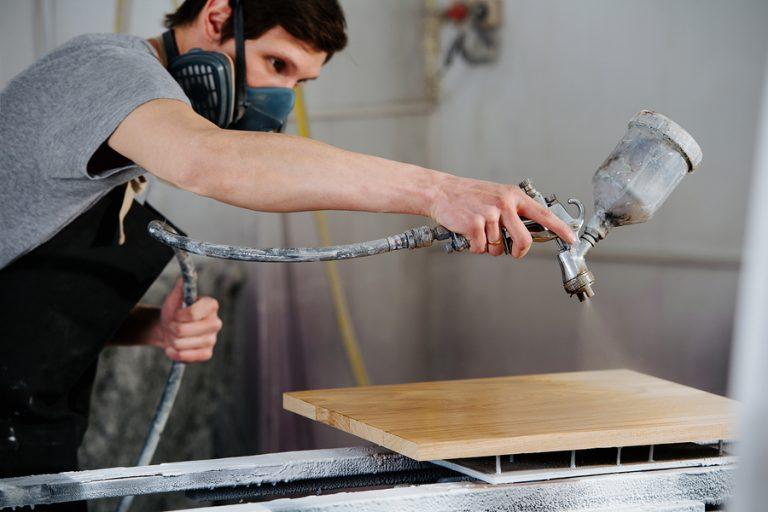 Best HVLP Spray Guns for Woodworking