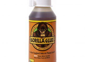 What Takes Off Gorilla Glue?