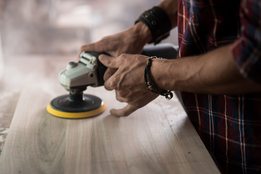 How to Use an Orbital Sander