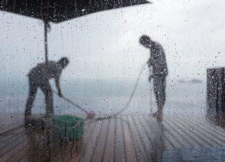 Can You Pressure Wash in the Rain?