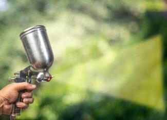 How to Use an HVLP Spray Gun